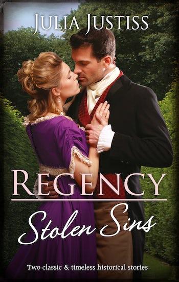 Regency Stolen Sins