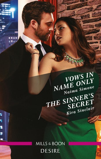 Vows in Name Only/The Sinner's Secret